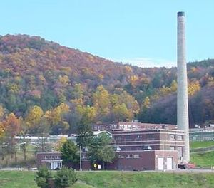 SCI-Retreat, the largest employer by far in Newport Township, was one of five state prisons being considered for closure. (Photo/Pennsylvania Corrections)