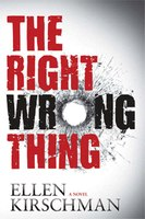 Book review: The Right Wrong Thing, By Ellen Kirschman