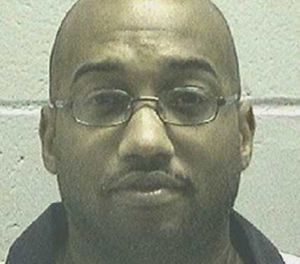 Robert Earl Butts Jr., 40, is scheduled to die May 3 at the state prison in Jackson. (Photo/Georgia DOC)