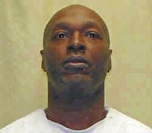 This undated file photo provided by the Ohio Department of Rehabilitation and Correction shows death row inmate Romell Broom, whose botched execution in September 2009 was called off after two hours when executioners failed to find a usable vein following 18 attempts to insert needles. (Ohio Department of Rehabilitation and Correction via AP, File)