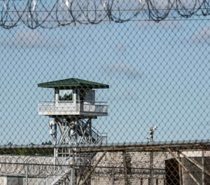 """""""Thank you,"""" """"you're welcome"""" and """"excuse me"""" are all beneficial behaviors that can become infectious (even in a correctional setting). (AP Photo/Sean Rayford, File)"""