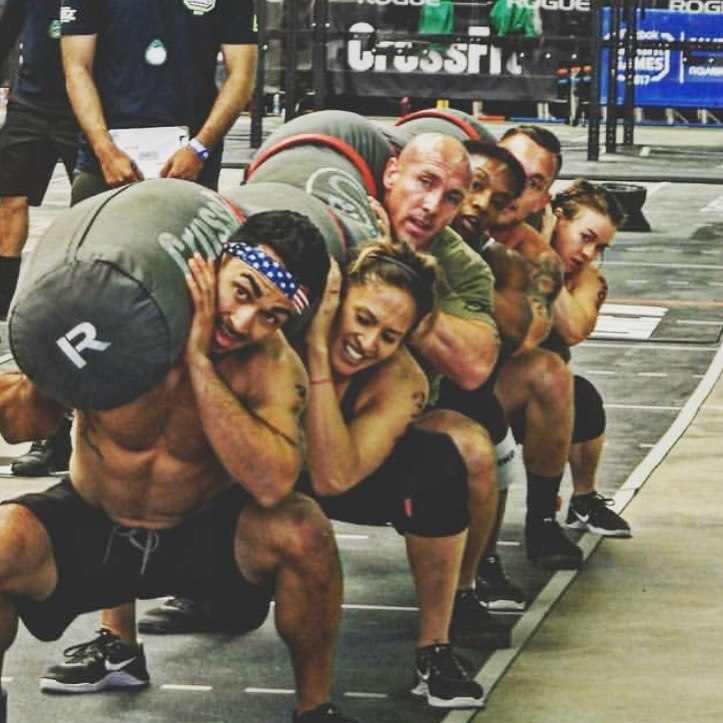 For firefighters who are wary of joining a gym or fitness program, Starling says starting something is the first step. (Courtesy photo)