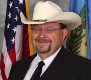 Garfield County Sheriff Jerry Niles was blamed in a first-degree manslaughter charge for the 2016 death of an inmate arrested for public intoxication. (Photo/GCSO)