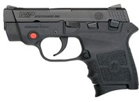 Smith & Wesson unveils new pistol with laser sights