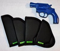 Concealed carry has gone 'hi-tech' with Sticky Holsters