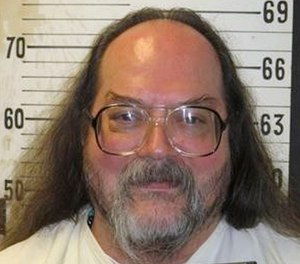 This undated photo provided by the Tennessee Department of Correction shows Billy Ray Irick. (Tennessee Department of Correction via AP)