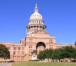 Texas State Capitol building (Photo/Wikimedia)