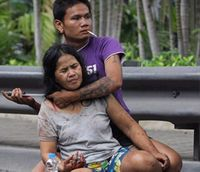 Thai police use TASER to rescue wife from spouse