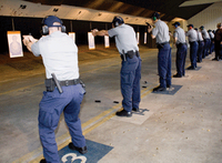 Are correctional officers trained similarly to police officers?