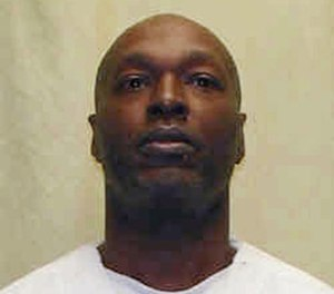This undated file photo provided by the Ohio Department of Rehabilitation and Correction shows death row inmate Romell Broom. (Ohio Department of Rehabilitation and Correction via AP, File)