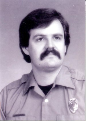 Firefighter Todd Aldridge was killed Feb. 24, 1989 in the line of duty. (Photo/Orange County Fire Rescue)