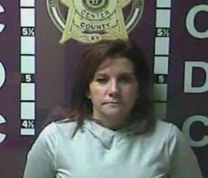 Mindy St. Pierre was arrested and charged with third-degree assault, second-degree disorderly conduct and obstructing governmental operations. (Photo/Madison County Detention Center)