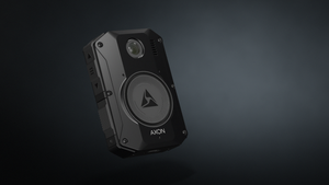 Axon Body 3 features gunshot detection. (Photo/Axon)