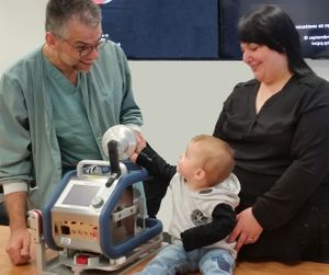 Jessica Quinton and her baby's life saved thanks to the ECMO device and Xtension Pro – ECMO