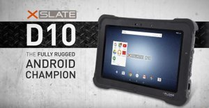 Xplore launches new XSLATE D10 rugged tablet PC with Android 6 0 1