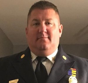 Chad Deardorff, deputy chief of the City of York Department of Fire/Rescue Services (Pennsylvania), and secretary/treasurer of the IAFC EMS Section.