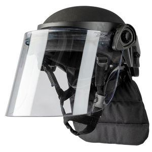 The mid-cut style PROTECH Delta 4 helmet is made of aramid ballistic material. (Photo/Safariland)