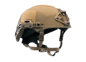 The EXFIL Balistic helmet  has many customizable options that gives the buyer more control. (image/Team Wendy)