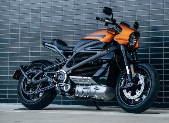 Harley Davidson's LiveWire is the first electric motorcycle the company has offered. (Photo/Harley Davidson)