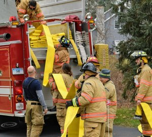 Departments must do a better job focusing on the positive aspects of the job, like the commitment to teamwork, the family atmosphere and the satisfaction of neighbor helping neighbor. (Photo/Courtesy Jenn Tilsch-Nardi)