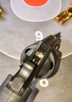 The transfer bar provides a safety measure so the gun can only fire when its trigger is fully pulled all the way to the rear. (Photo/Steve Tracy)