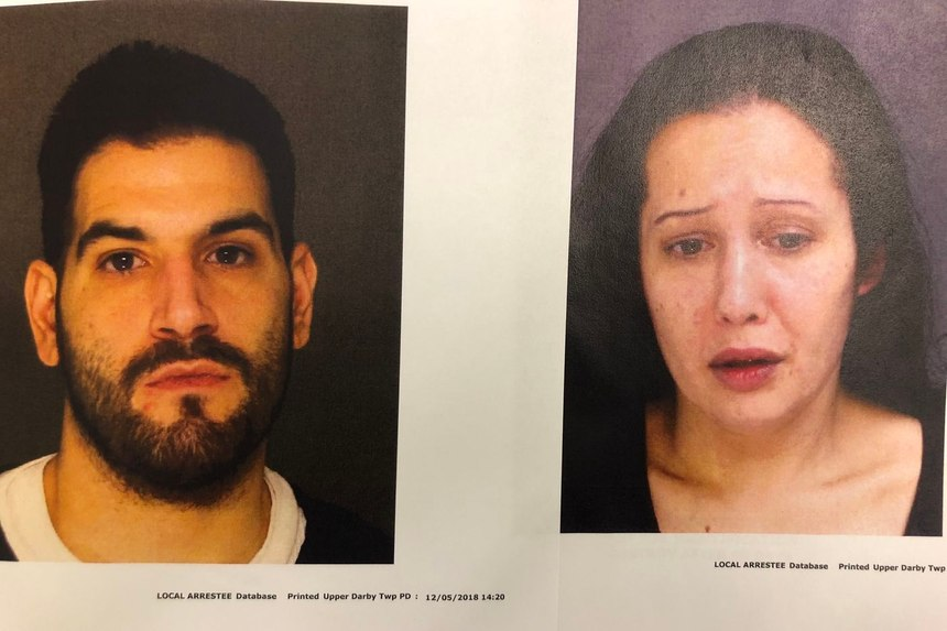 Joseph Milano and Lauren Semanyk were charged with third-degree murder, involuntary manslaughter and conspiracy. (Photo/UDTPD)