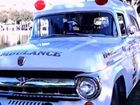 A look at a 1957 custom ambulance