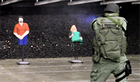 3D SWAT Targets from Dummies Unlimited