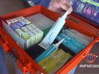Ariz. medic shows off medication box
