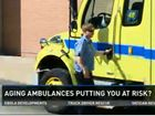 Duct tape mended ambulance fleet under investigation