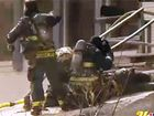 Fire Capt. dragged to safety after roof collapse