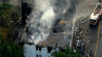 Several residents missing following Mass. fire