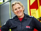 London celebrates 30 years of women in the fire service