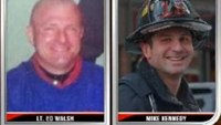 Firefighters remembered 1 year after fatal Back Bay fire