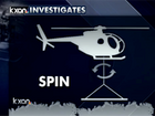 NTSB: Chopper was in a spin before flight nurse's fatal fall