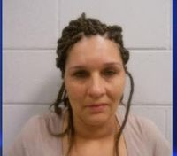 NC woman arrested for allegedly passing inmate weed
