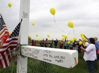 West, Texas honors 15 killed in year-ago explosion
